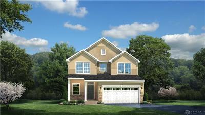 Tipp City Single Family Home For Sale: 907 Cedar Grove Dr