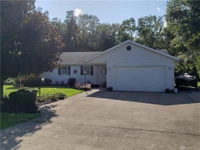 Jamestown Single Family Home For Sale: 4280 Chippewa Trail