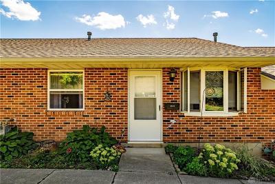 Springfield Condo/Townhouse For Sale: 4611 Reno Lane