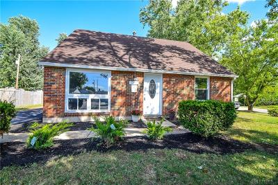 New Carlisle Single Family Home For Sale: 582 Stratmore Street