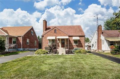 Dayton Single Family Home Pending/Show for Backup: 1635 Rosemont Boulevard