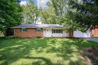 Beavercreek Single Family Home Pending/Show for Backup: 3139 Westview Drive