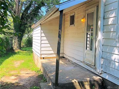 Fairborn Single Family Home For Sale: 1815 Wilbur Avenue