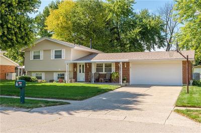 Fairborn Single Family Home For Sale: 5109 Waverly Street