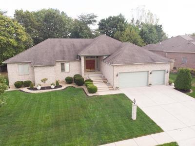Vandalia Single Family Home For Sale: 2326 Cheviot Hills Lane