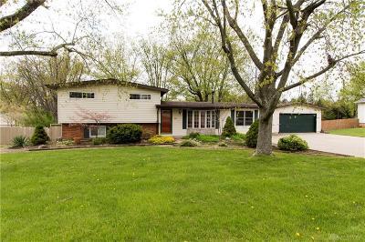 Beavercreek Single Family Home For Sale: 1767 Grange Hall Road