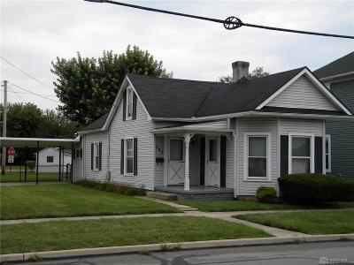 Greene County Single Family Home For Sale: 503 Cincinnati Avenue