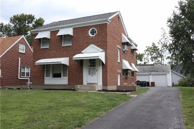 Oakwood Multi Family Home Pending/Show for Backup: 419 Orchard Drive