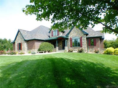 Clinton County Single Family Home For Sale: 220 Ellis Run Road
