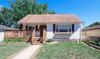 Fairborn Single Family Home Pending/Show for Backup: 1012 Harvard Avenue