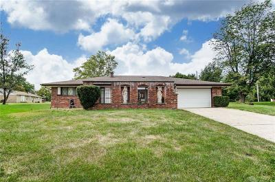 Dayton Single Family Home Pending/Show for Backup: 920 Lindy Court