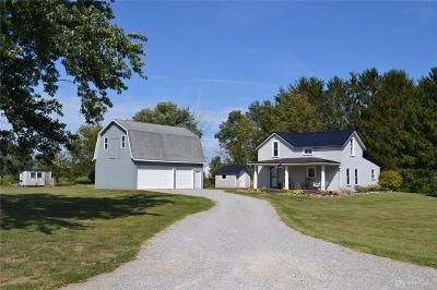 Springfield Single Family Home For Sale: 1334 Victory Road