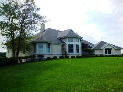 Clinton County Single Family Home For Sale: 13273 Sr 729