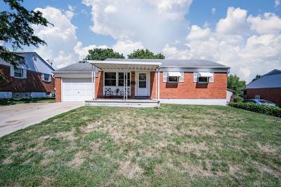 Fairborn Single Family Home Pending/Show for Backup: 123 Oak Street