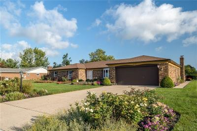 Beavercreek Single Family Home Pending/Show for Backup: 3776 Fincastle Drive