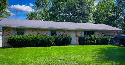 Dayton Single Family Home For Sale: 3120 Rushland Drive