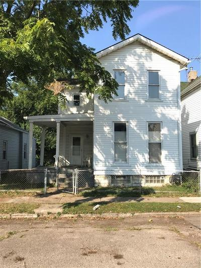 Montgomery County Single Family Home Pending/Show for Backup: 129 Van Lear Street