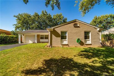 Dayton Single Family Home Pending/Show for Backup: 5900 Longford Road