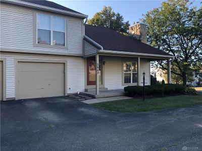 Montgomery County Condo/Townhouse Pending/Show for Backup: 2642 Orchard Run Road