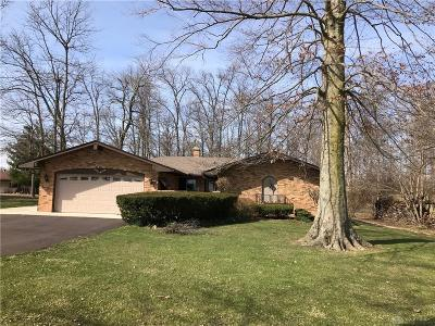Brookville Single Family Home Pending/Show for Backup: 12795 Air Hill Road