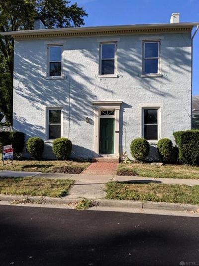 Tipp City Single Family Home For Sale: 28 1st Street