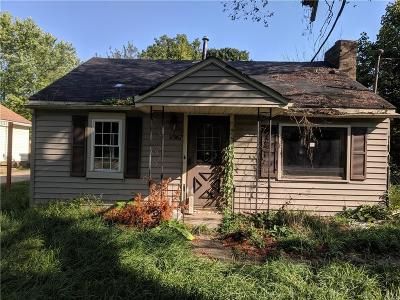 Montgomery County Single Family Home For Sale: 11967 State Route 725