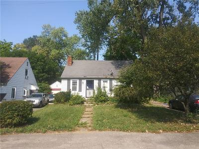 Montgomery County Single Family Home For Auction: 2605 Fairport Avenue