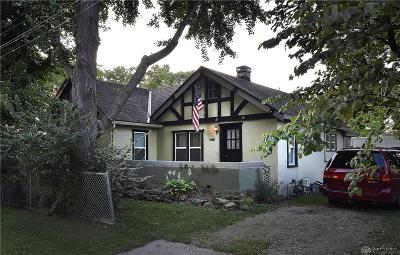 Montgomery County Single Family Home For Sale: 3713 Clearview Avenue