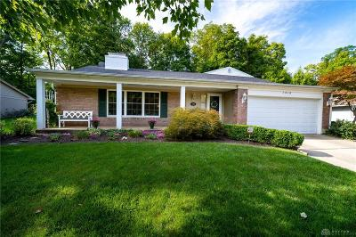 Kettering Single Family Home For Sale: 1318 Ridgeview Avenue