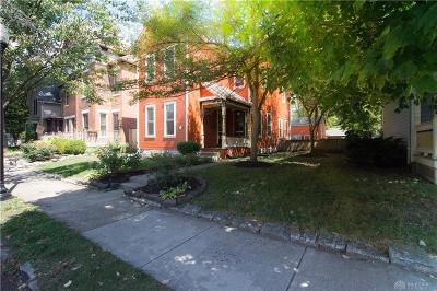 Dayton Single Family Home For Sale: 112 Floral Avenue