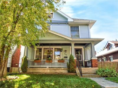 Montgomery County Single Family Home For Sale: 611 Wilfred Avenue
