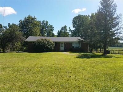 Highland County Single Family Home For Sale: 4328 Hughes Road