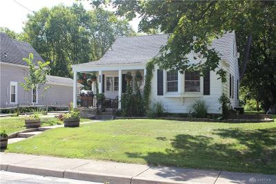 West Milton Single Family Home Pending/Show for Backup: 351 Jay Street