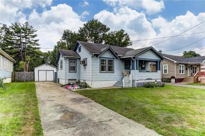 Springfield Single Family Home For Sale: 2319 Kenton Street