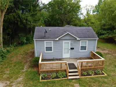 Springfield Single Family Home For Sale: 1804 Delaware Avenue
