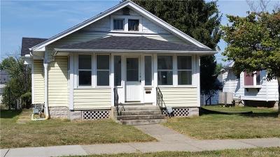 Springfield Single Family Home For Sale: 2314 Hillside Avenue