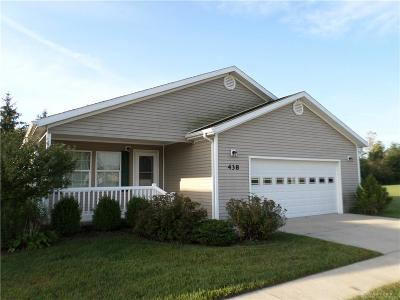 Fairborn Single Family Home For Sale: 438 Park Hills Xing