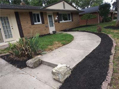 Kettering Single Family Home For Sale: 634 Corona Avenue