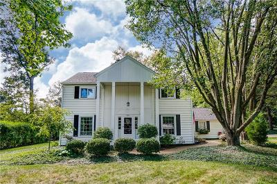 Kettering Single Family Home For Sale: 196 Stroop Road