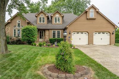 Vandalia Single Family Home For Sale: 7591 Turtleback Drive