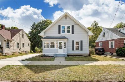 Springfield Single Family Home Pending/Show for Backup: 1024 Burt Street