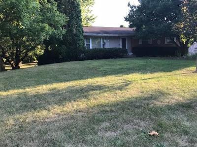 Montgomery County Single Family Home For Auction: 1266 Old Country Lane