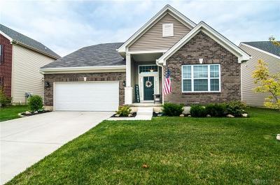 Tipp City Single Family Home For Sale: 4149 Spicebush Drive