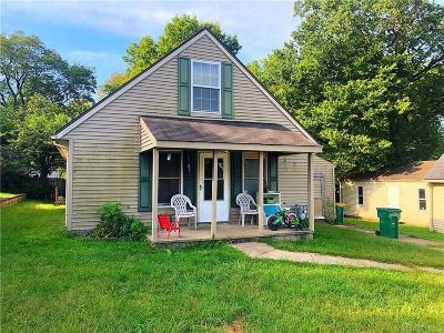 Fairborn Single Family Home For Sale: 248 Gilbert Avenue