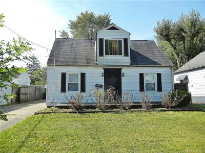 Dayton Single Family Home For Sale: 4514 2nd Street