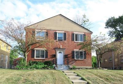 Kettering Multi Family Home Pending/Show for Backup: 1573 Old Lane Avenue