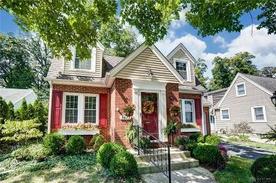 Kettering Single Family Home Pending/Show for Backup: 3073 Hillside Avenue