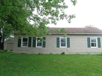 Brookville Single Family Home For Sale: 4652 Sulphur Springs Road
