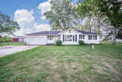 Troy Single Family Home Pending/Show for Backup: 5266 State Route 718