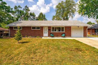 Huber Heights Single Family Home For Sale: 5415 Mariner Drive